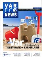 "Mag ""Var Eco News"" N°7 de Juillet 2013"