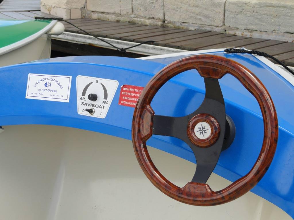 navigation barques electriques