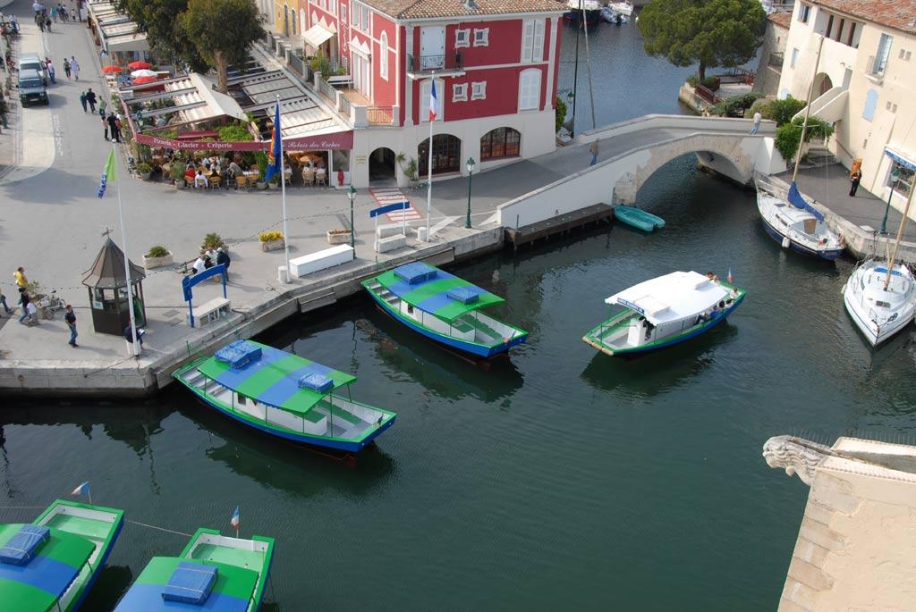 Les coches d'eau avant 2011
