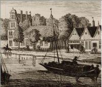 Historique des coches d'eau. Coches d eau Histoire